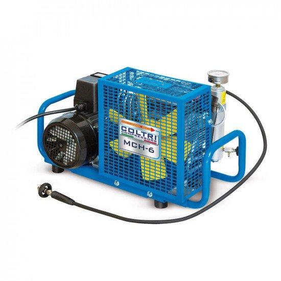 MCH 6 ET Compressor | Northern Diver UK | Portable and Paintball Compressors