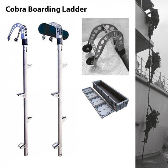 Cobra-Boarding-Ladder