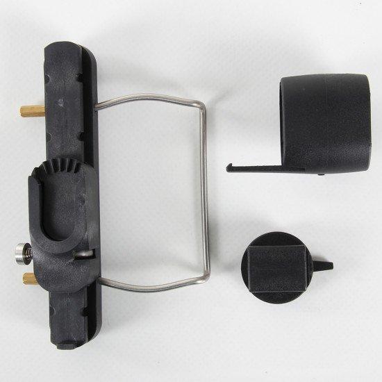 Aga Rail For Divator Mask- Mask Mounting Rail System for Divator Mask