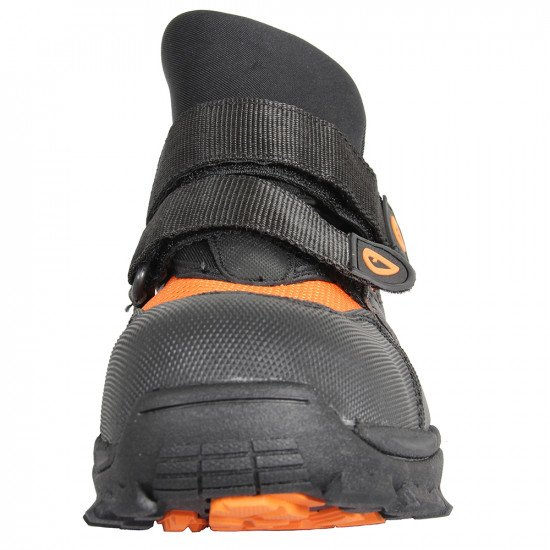 In water rescue boots front view