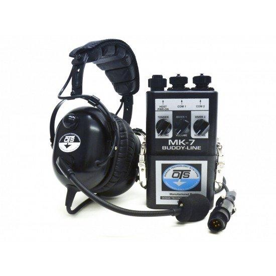 OTS MK-7 BuddyLine 2-Diver Station
