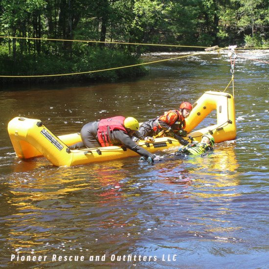 Pioneer Rescue and Outfitters LLC > River Rescue