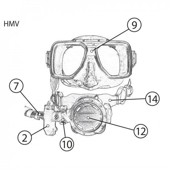 half-mask-front-view-SABA-drawing