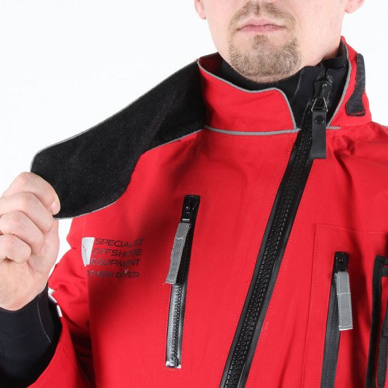 SOLAS Approved Transit Suit | Windfarm and Surface Suits | Northern Diver International