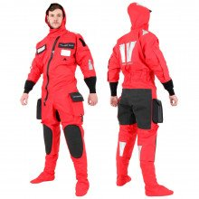 Survival Transit Suit - Front & Back view