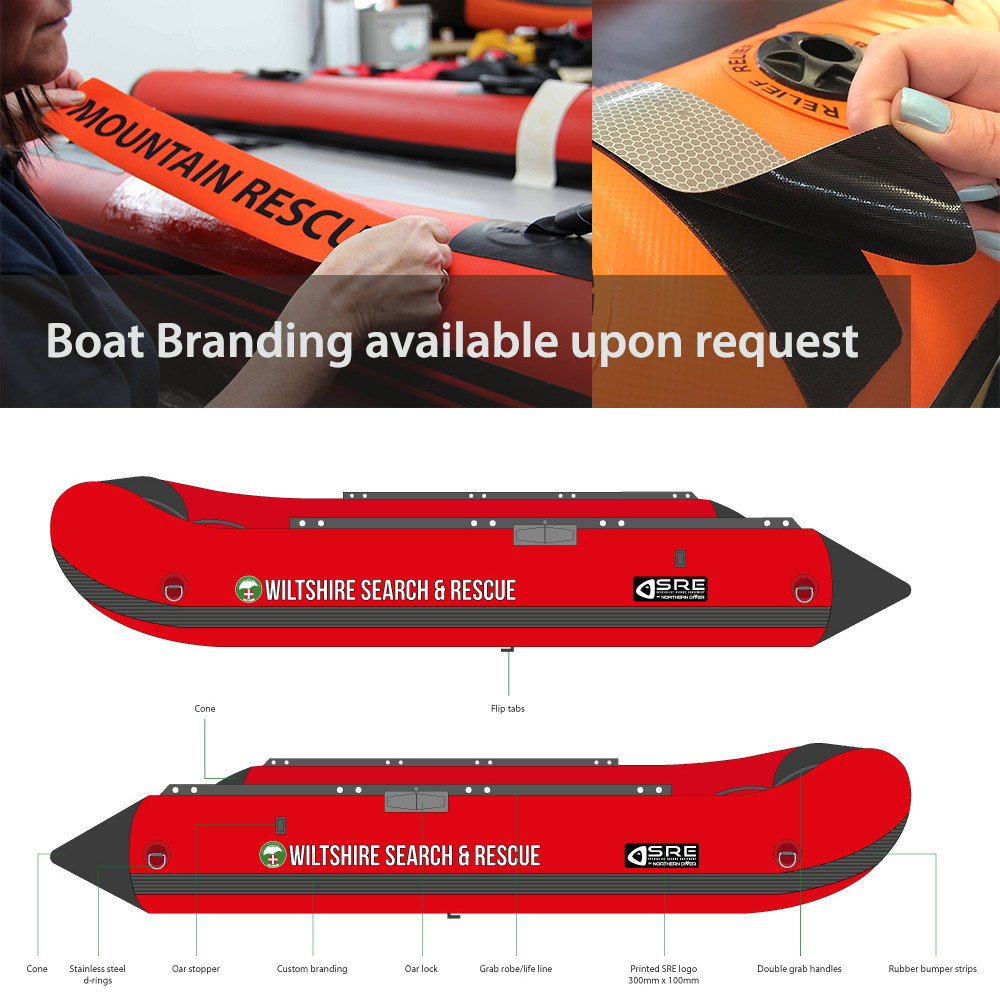 Use our expertise to custom brand your inflatable
